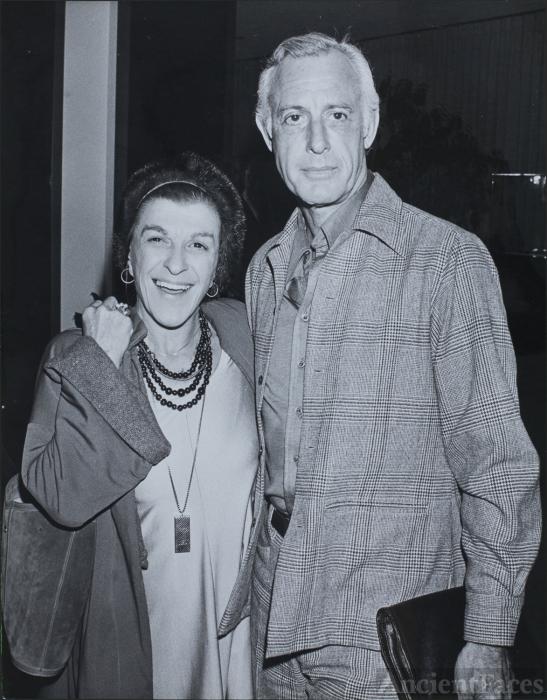 Nancy Walker and David Craig