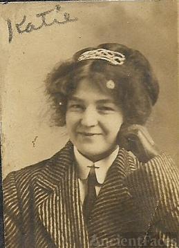 """Gertrude """"Katie"""" Fegley"""