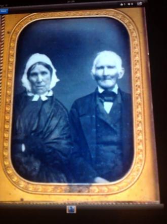 John Bunyan Whitt, son of Rachel Whitt, daughter of Chief Cornstalk