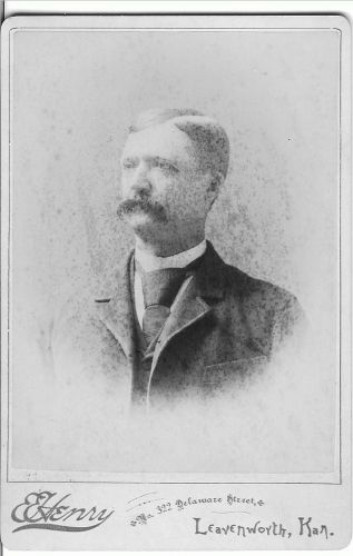 A photo of John J. Roche