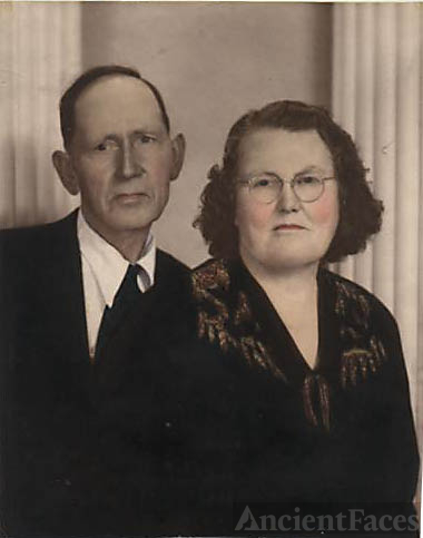 John & Lucy McMurry Croft