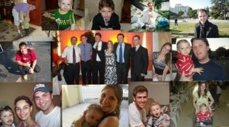Scheidl family, Brasil & Argentina