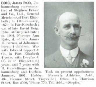 James Robb Doig
