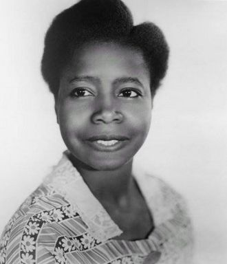 A photo of Butterfly McQueen