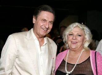 Joseph Bologna and Renee Taylor