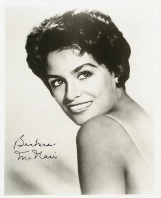 A photo of Barbara McNair