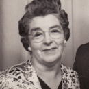 Clara Genevieve Smibert (nee Evans)