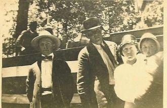Sheeks Reunion, June 17, 1917, # 3