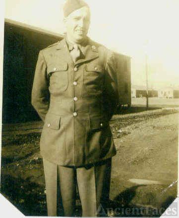 James Keith Briley US Army