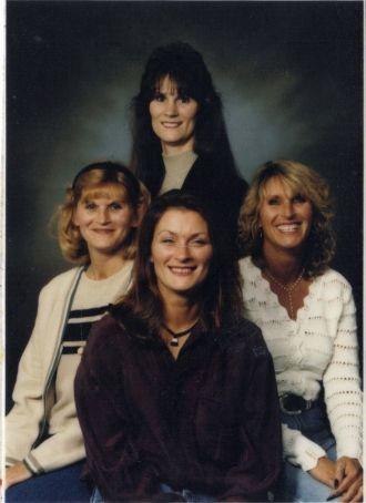 Cindy, Lisa, Susan,  & Sandy Lagun