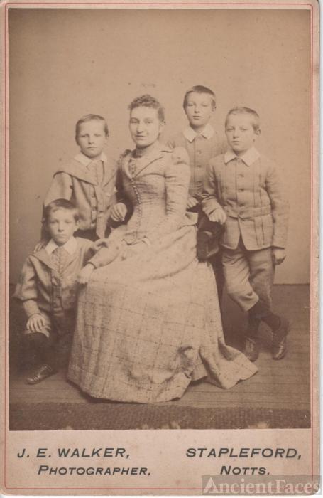 Hannah Mary Walters Stevenson