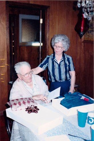 Limus & Edith Bryant