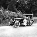 Touring car, 1918