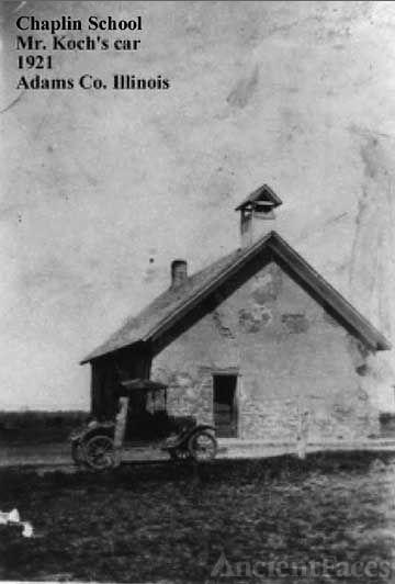 1921 School and CAR