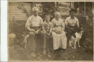 3 generations family farm