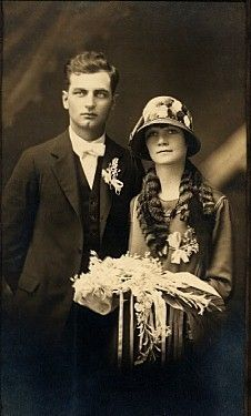 Jerry and Lillie Dusek