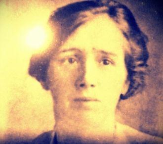 Annie Rees 1910