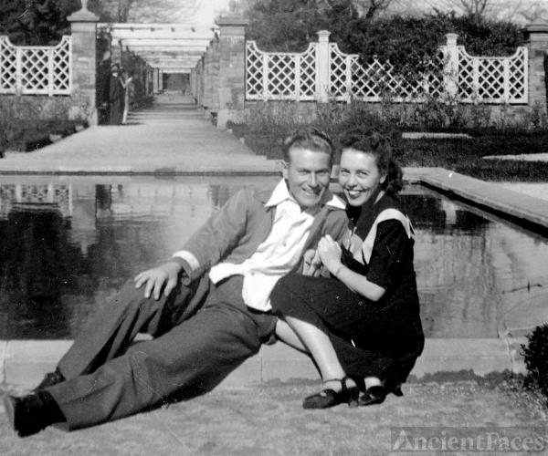 Bob Carroll & Mildred Ward