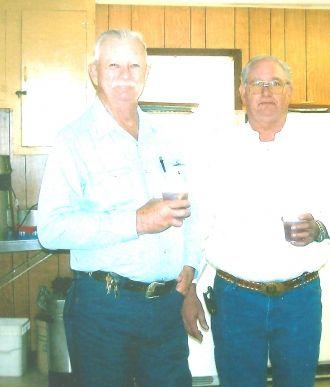 Ken Paris and David Rhoades