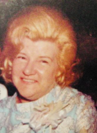 Marjorie Carolyn McBay