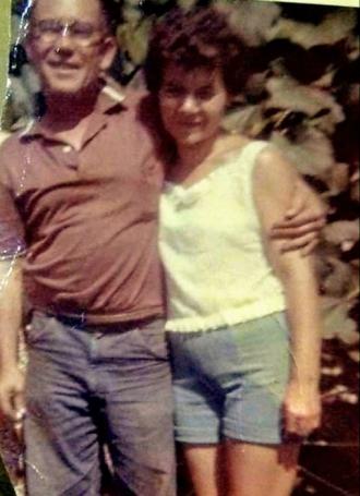 Howard (Howdy) and Ethel Mae Gotwald