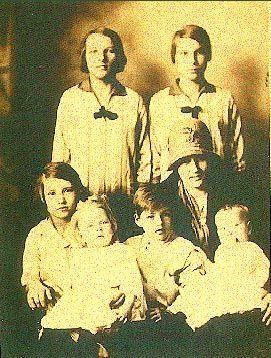 A photo of Mary Gladys  (Head) Minx