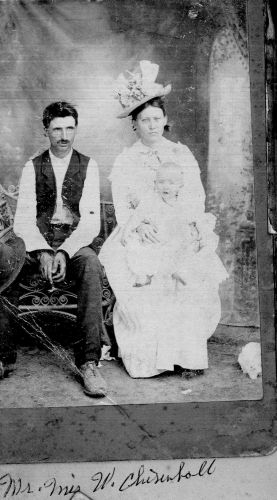 Mr. & Mrs. W. Chisenhall
