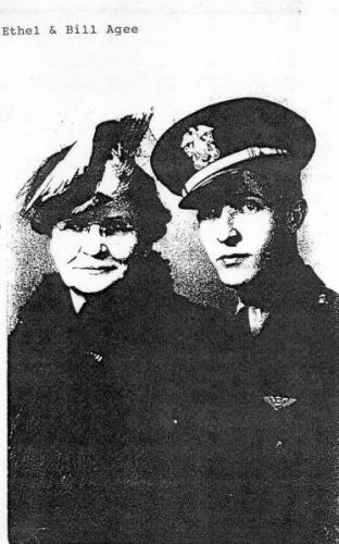 William Mac Agee & Mary McAninch Agee