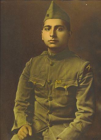 Pietro Anania, 1917 NH
