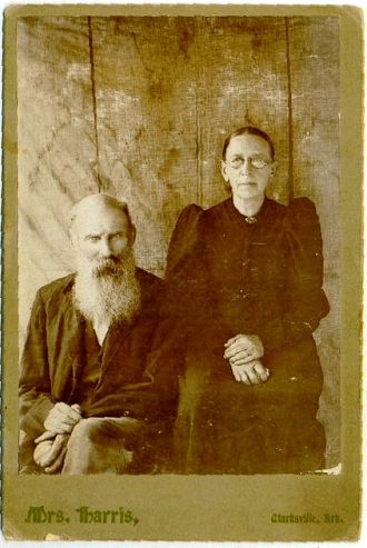 Mr. & Mrs. James Higby of AR