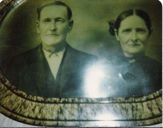 Great Grandpa and Great Grandma