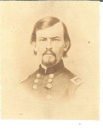 A photo of Franz Sigel
