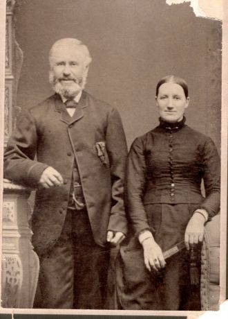 Byers Great-grandparents