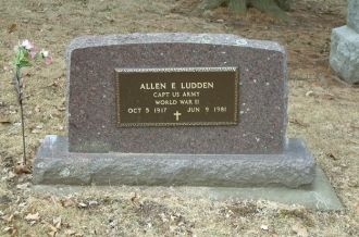 Allen Ellsworth Ludden