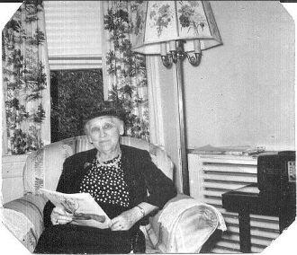 A photo of Jesse B. Parker