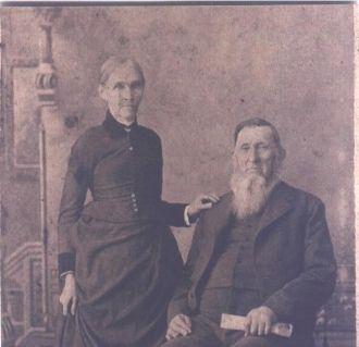 John and Esther Ely Jones