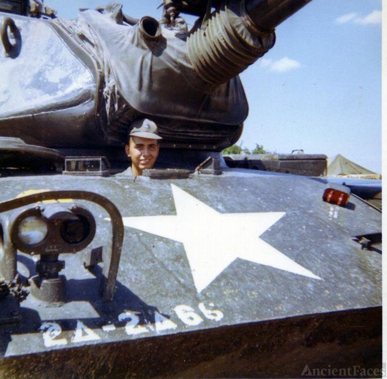 Dennis Medwick - US Army, 3