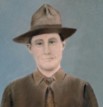 A photo of Frank Garrett