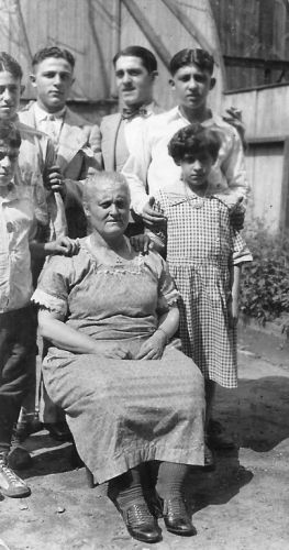 Grace (Gabriele) Svendsen Family