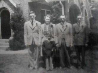 Ernest M. Kidd family