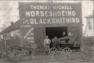 Michells------Blacksmith Shop