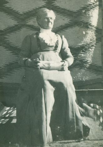 Mrs. Julia Cully Dillon 1912 New Mexico