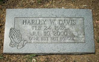 A photo of Harley William Davis