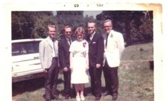 Arley Conway family