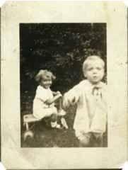 Alice Crisp & Stanley Smith, 1930