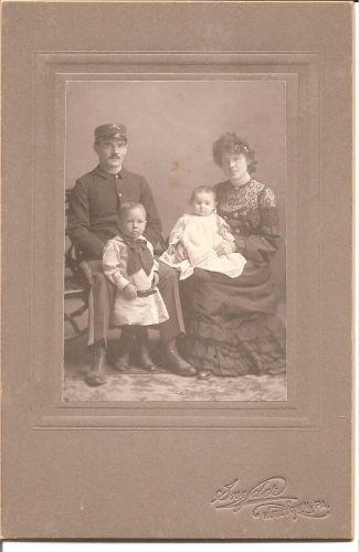 Robert P.S. Ludwig Family