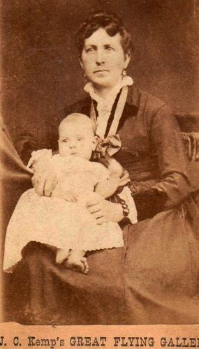 Emily C. Hagadorn Johnson