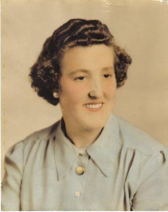 Bessie May Davis