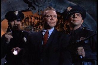 Dort W Clark, Inspector Barnes