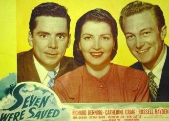 Russell Hayden star of Seven Were Saved